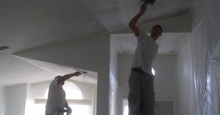 Popcorn Ceiling – Everything you need to know